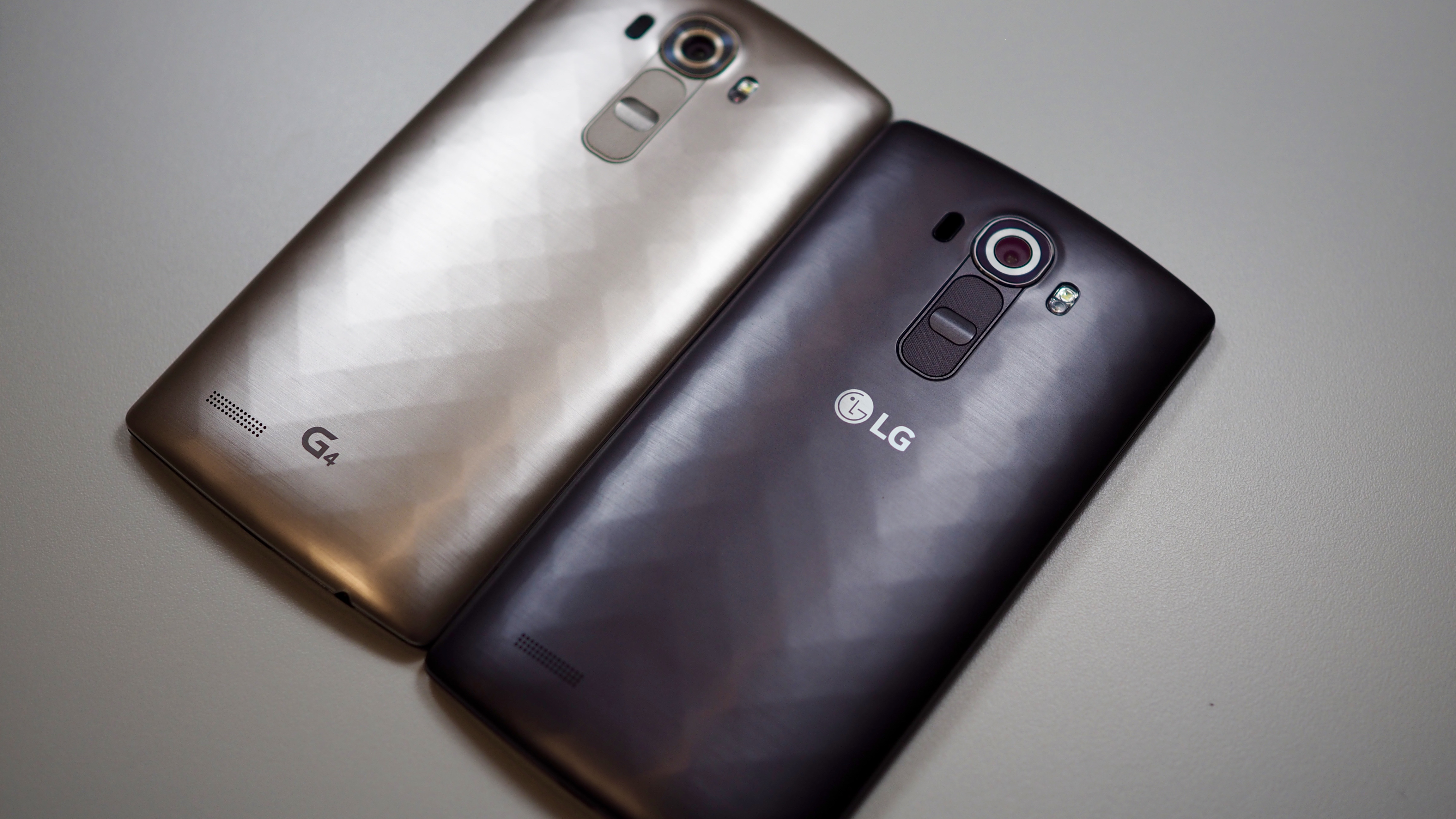 LG G4: The new Flagship is here - A Beard's View