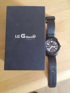 LG G Watch R: My personal Opinion.