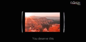 LG G4: Display might come with a slight curve.