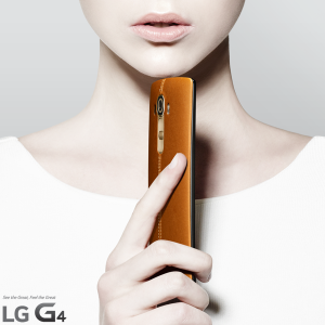 LG G4: Today is the Day.