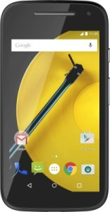Motorola Moto E : The latest Edition with 4G, available in India.