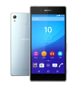 Sony Xperia Z4: The new flagship is now official.