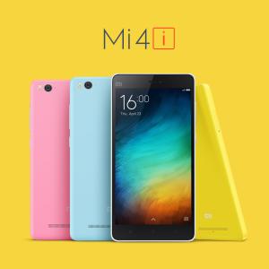 Xiaomi Mi4i: The first global Xiaomi Phone.