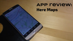 Here Maps: a good alternative for Google Maps?
