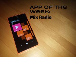 Mix Radio: A strong competitor to Spotify and co.