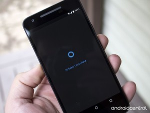 Cortana: Microsoft's digital Assistant comes to Android, kind of.