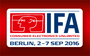 IFA 2016: Now it begins!