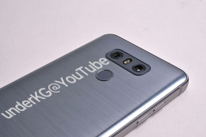 LG G6: 4 More Photos emerge, showing all sides.