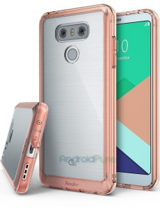 LG G6: New Case renders give us a better Look