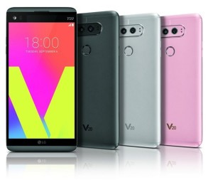 LG V30: New Rumors about the Chipset and RAM