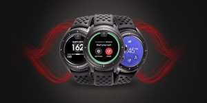 RunIQ: A new Android Wear watch by New Balance