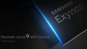 Samsung: New chips arrive, could be a exynos 9-series.