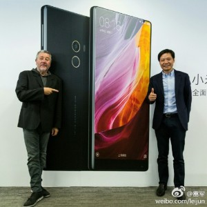 Xiaomi Mi Mix: The succesor is already being planned.
