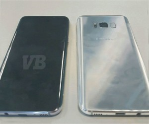 Galaxy S8: New leak shows pricing and color options.