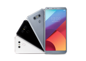 LG G6: officially launched in Barcelona