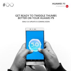 Huawei P9: Nougat comes this quarter