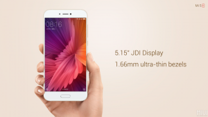 Xiaomi Mi 5c : First device with their own CPU